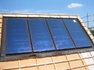 Einbau Solaranlage